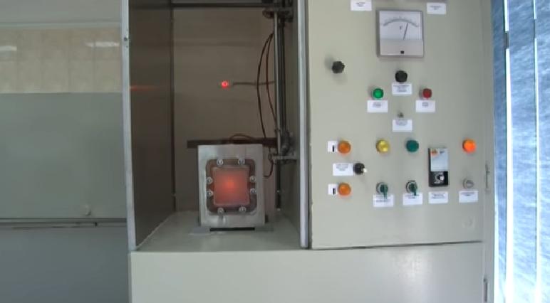 Film de prezentare pentru activitatea de oxidare in micro-arc